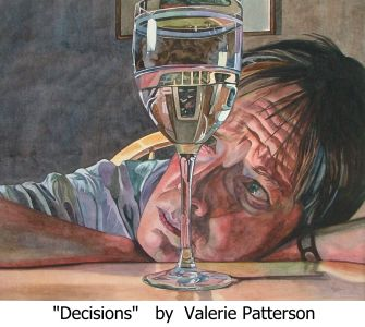 """Decisions"" by Valerie Patterson"